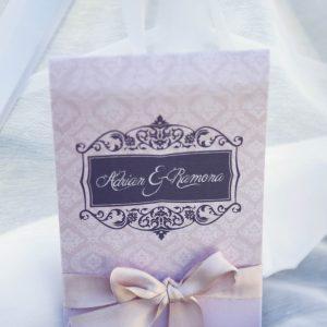 Invitatie pink