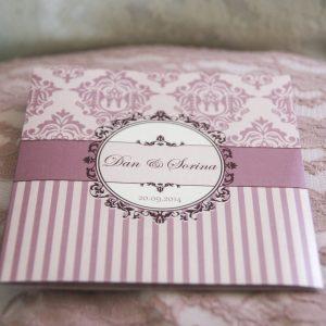 Invitatie 145 - Carton Perlat